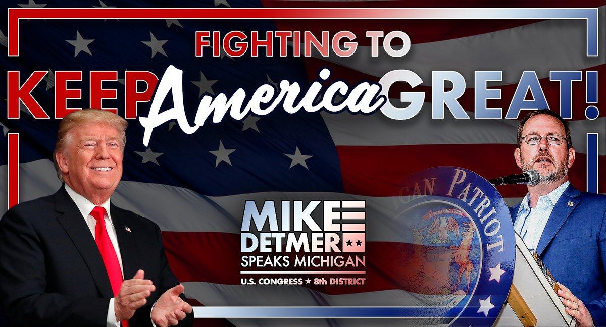 Detmer for Congress 2020 (@DetmerMike) on Twitter photo 2020-07-28 15:00:56