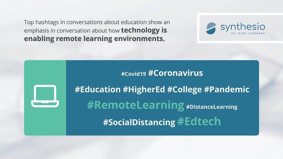 There is a lot of uncertainty about #education in the fall given soaring #coronavirus infection rates in the U.S. Our infographic explores the way that technology is transforming #RemoteLearning   Full infographic here: https://t.co/hk6IbUrtc0 https://t.co/Q92S4MBKXX