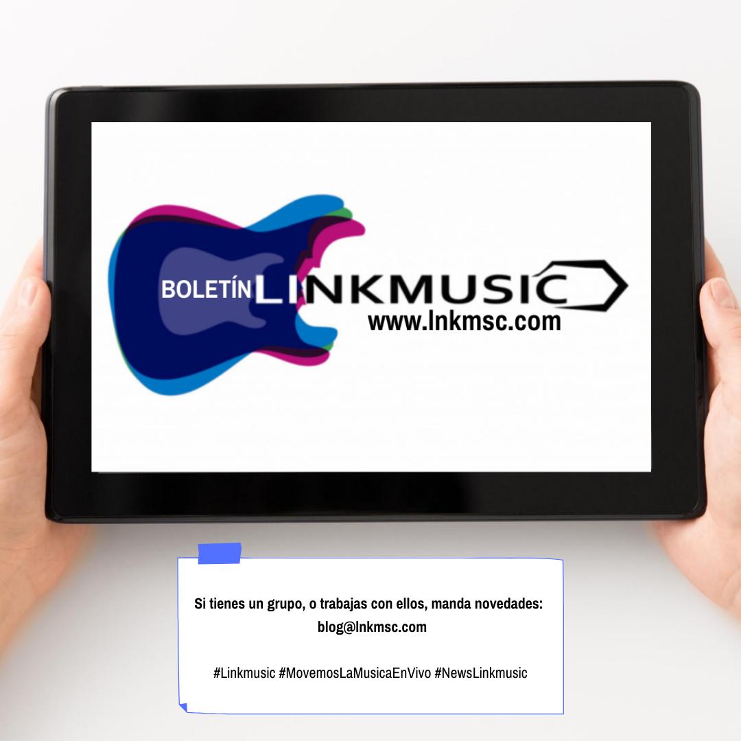 #BolentinLinkmusic No te pierdas nada Cada semana #NovedadesMusicales #Conciertos  Entra, lee, mandanos novedades, comparte y suscribete, no te pierdas cómo #MovemosLaMúsicaEnVivo y en breve en #Streaming  https://t.co/KGIdOmytzE