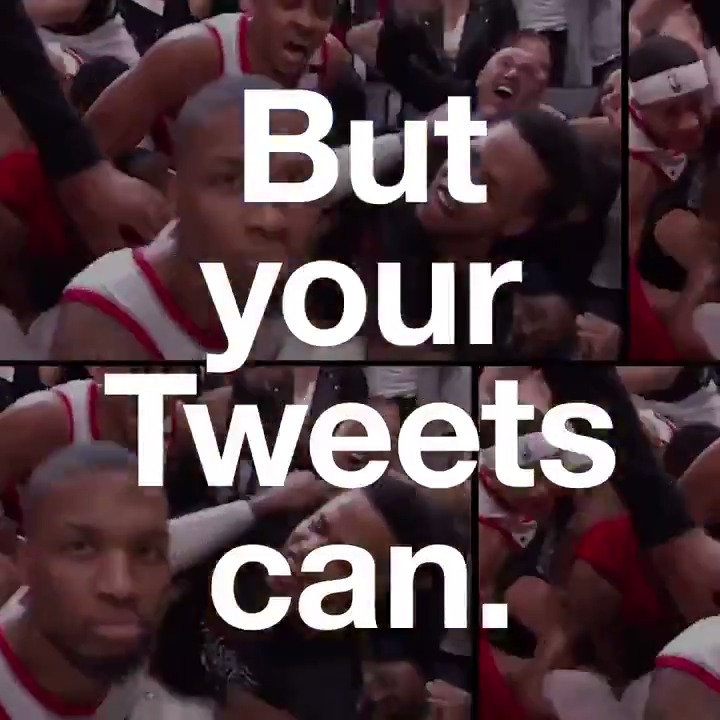 Now your Tweets can get courtside seats. Tweet with #NBATwitter and your Tweets could make it to Orlando.