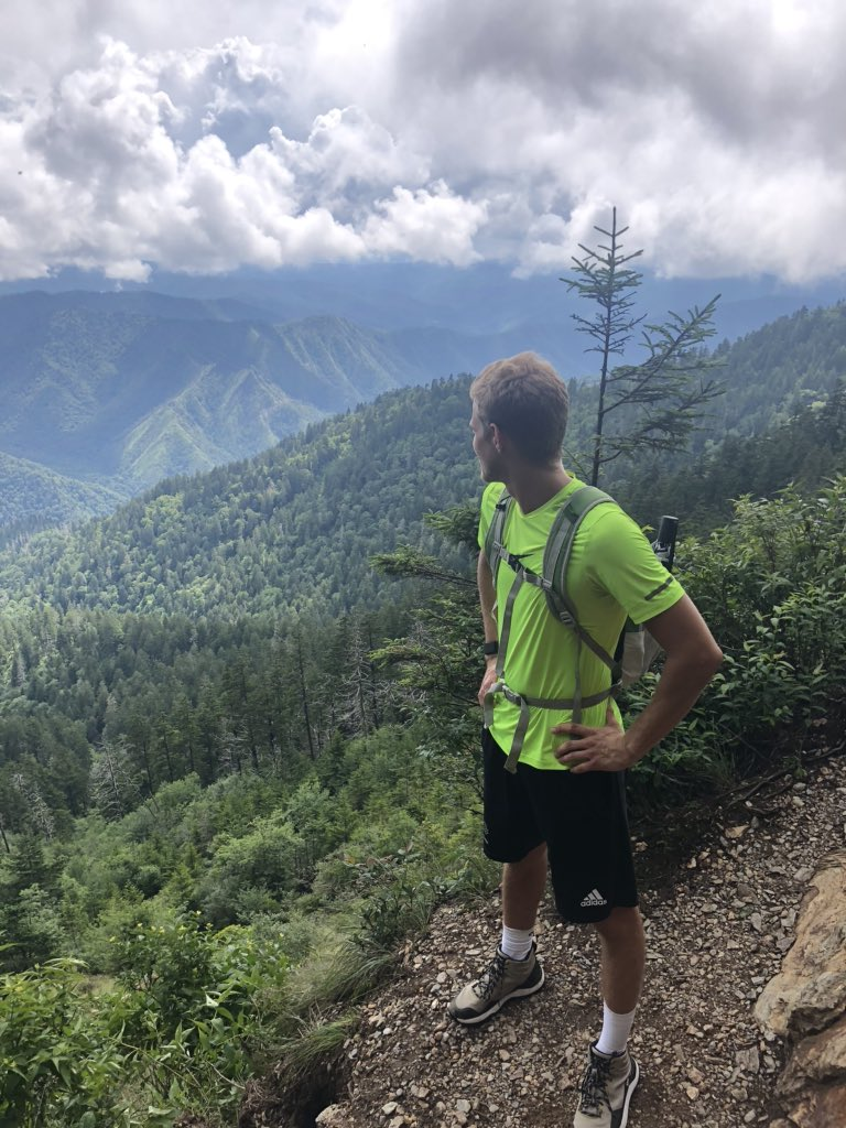 5 day trip to The Great Smoky Mountains National Park ✅. The perfect place to recharge body and mind. Loved it! Amazing hikes and bike rides, with incredible nature and views. Will definitely come back #ME8 #SmokyMountains  🏔☘️ https://t.co/S0UaEpDoKl