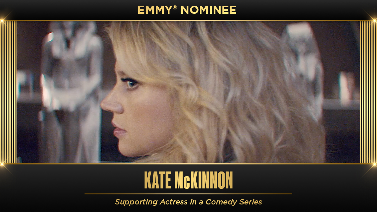Kate! Seven straight nominations for Outstanding Supporting Actress in a Comedy Series 🤯