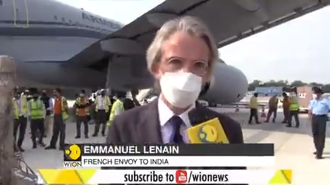 #EXCLUSIVE | With the first batch of Rafale jets on its way to India, French envoy @FranceinIndia speaks to WIONs @sidhant, recalls how New Delhi helped France during the peak of #COVID19 pandemic. He also highlights Indias role as a world leader in vaccine production.