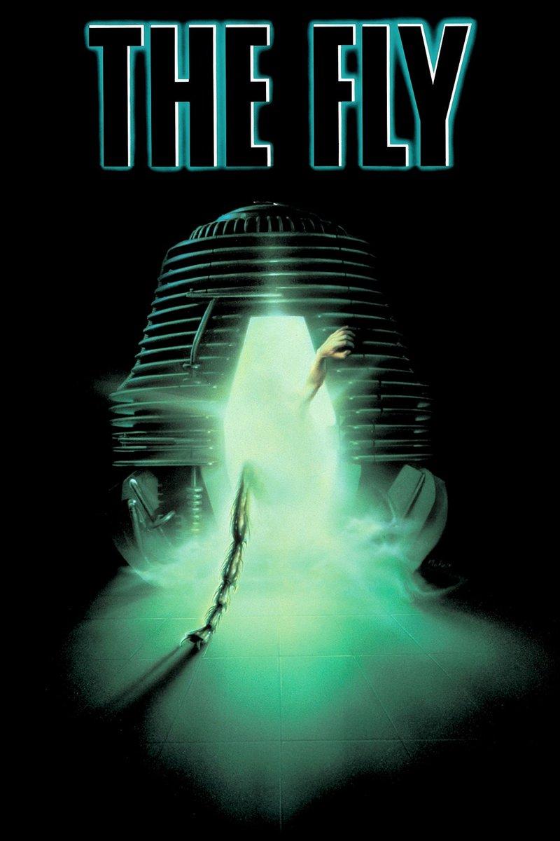 THE FLY (1986) by David Cronenberg #horror #scifi w/ Jeff Goldblum, Geena Davis pic.twitter.com/v8nwqIsE1M