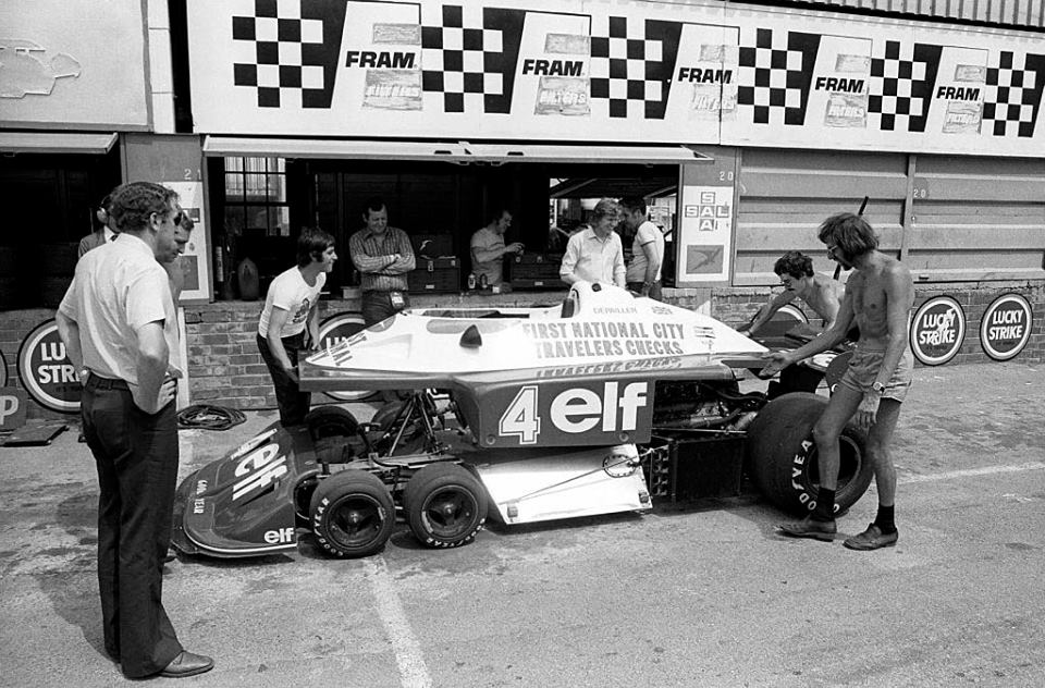 #depaillerweek #depailler #oldschoolf1 @MotoriNoLimits https://t.co/64YTIAXRtu https://t.co/ClVcukoHa6