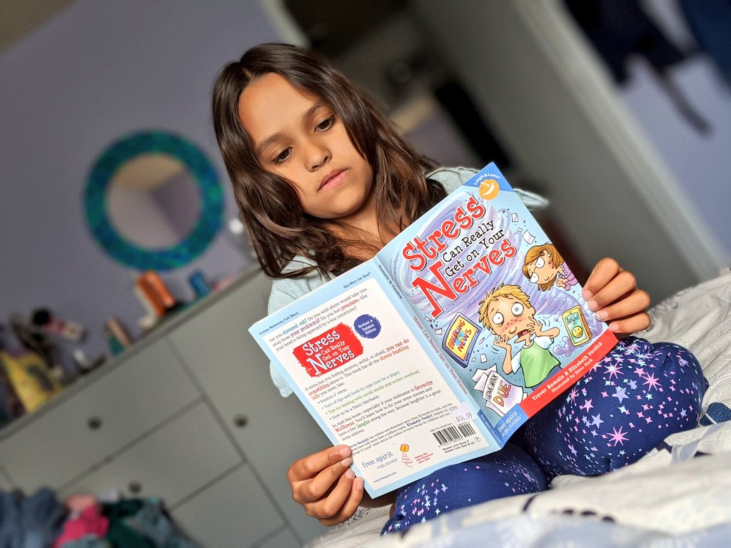 I really hope she finds some advice in this book we received in our @witzandmarbles mindfulness kit for kids #giftedproduct https://t.co/v9anqrKZ0a