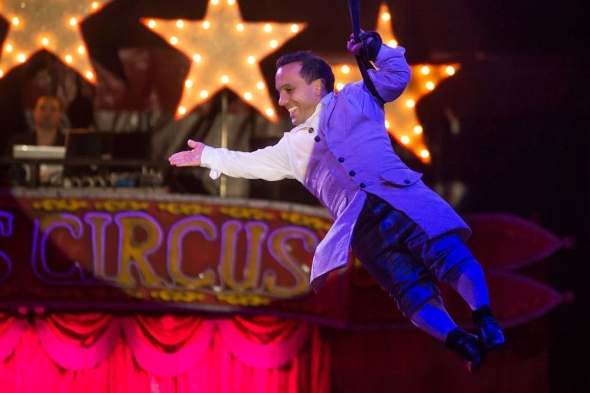 Zippos Circus gets back on the road buff.ly/39Ay8f8 by @TheVoiceNews
