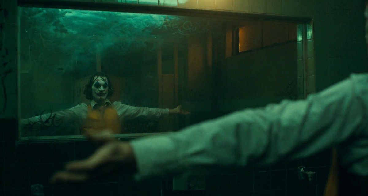 Joker (2019) Country 🇺🇸 Cinematography by Lawrence Sher Directed by Todd Phillips Music by Hildur Guðnadóttir