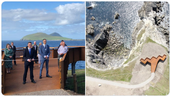 Im not a kicker for the sake of kicking, but you know what would have been cool? If some of the money spent on this was invested in a major conservation, research and public engagement project focused on the story of the islands, encompassing all aspects of their heritage.