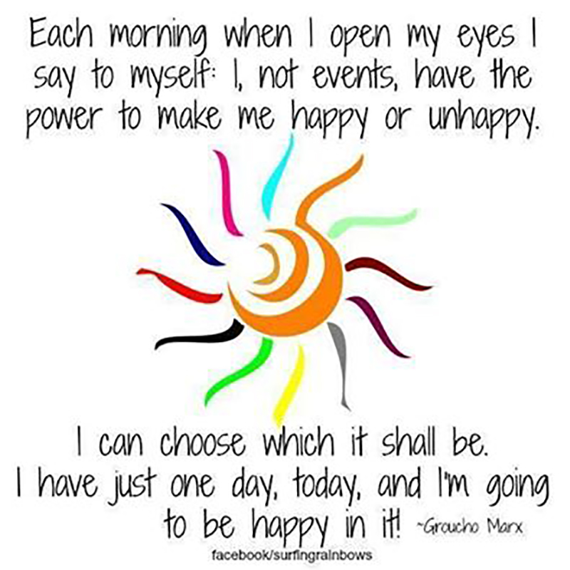 Right on...#JOY & #Happiness ARE #daily #choices & theyre YOURS to make! ☝️❤️😎 #JoyTrain #TuesdayThought #PositiveVibes #tuesdayvibes #BeHappy #TuesdayTip #CONTACT #BandSDesigns #DigitalMarketing #Promotions #startup #businesses #workingfromhome #marketingforthenow #success