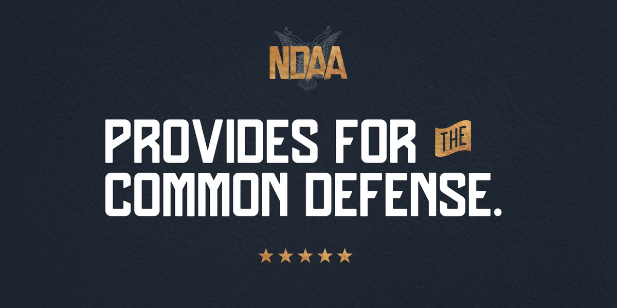 Last week the Senate passed the FY 2021 NDAA to provide for our nation's defense. Read in the week's column how we worked to pass a bipartisan bill that supports our service members and their families while securing critical resources for Nebraska. https://t.co/cAGJOTNTFs https://t.co/nCne7YZ65Q