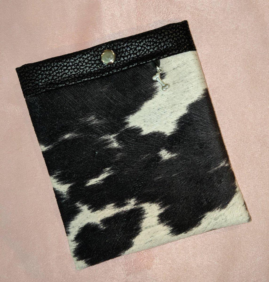 SDD Shorty Bait Bag Fancy Zig Zag