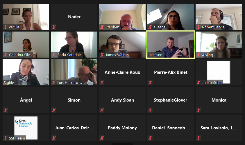 Today @FC4SNetwork held it's mid-year FC4S Europe meeting with 12 of our 14 European members participating. We gave our members an update of our work so far and also had two presentations on our ongoing Skills and Criteria work. Thanks for joining. Exciting times ahead! https://t.co/ICzkRH5u70