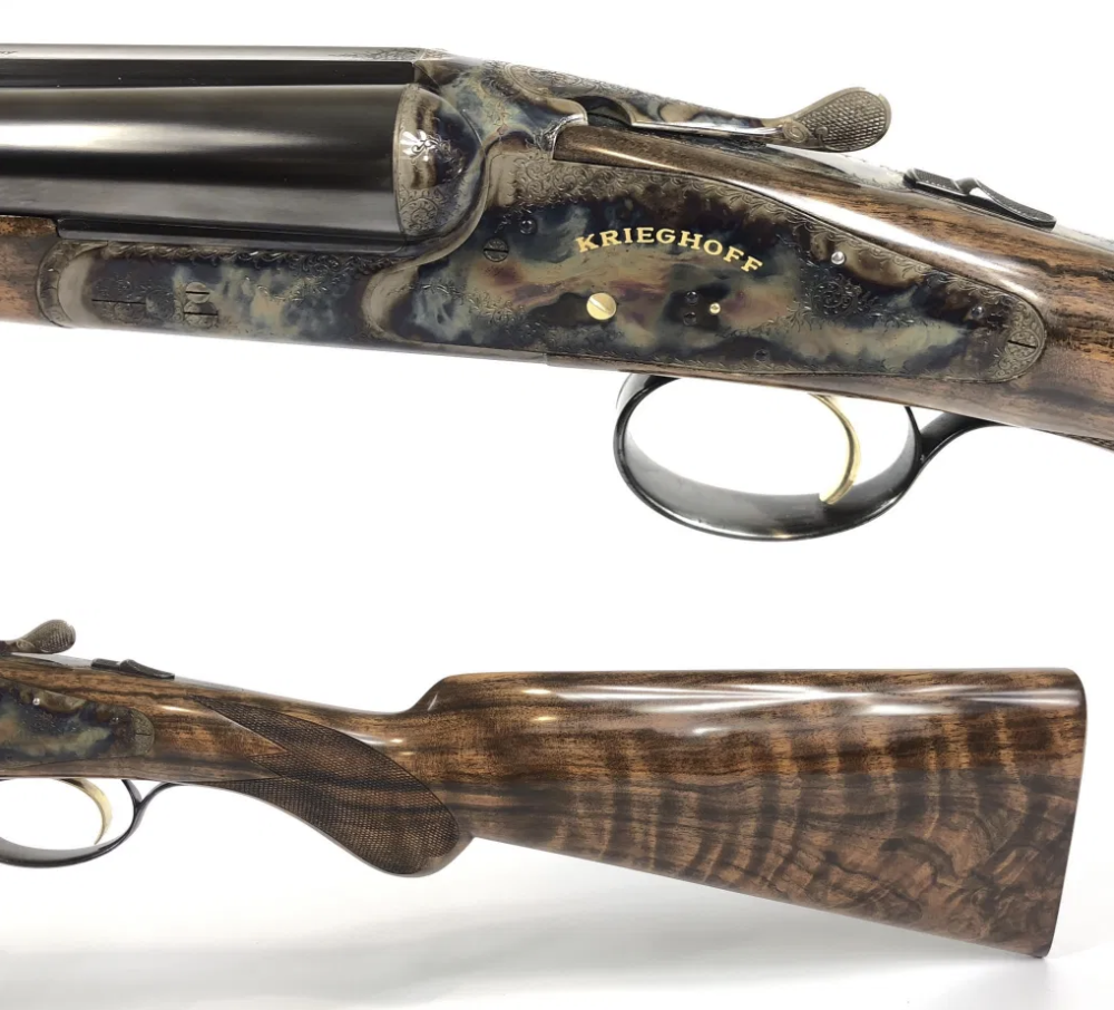 We have a gorgeous Krieghoff Essencia 20 Bore in stock and it is a BEAUTY!! Email pam@alamosportingarms.com for details. pic.twitter.com/zoNskrtjax