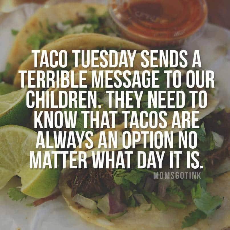 #TacosEveryday pic.twitter.com/ZPKVMwe48P