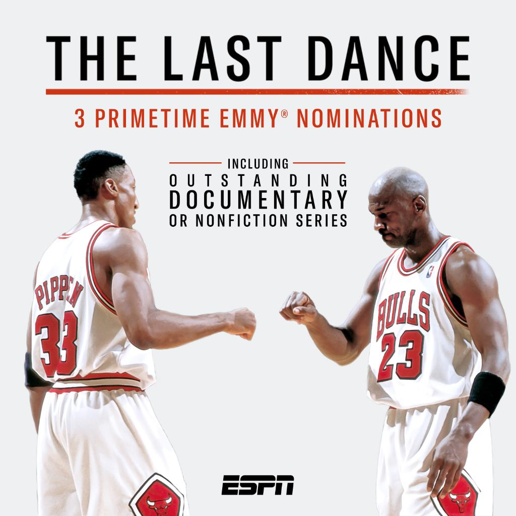 #TheLastDance was pretty outstanding indeed 🔥🍿