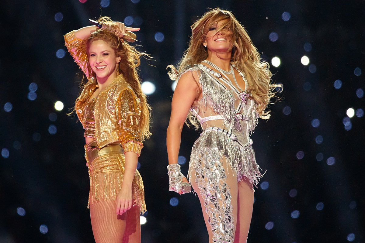 I just heard from @JLo that we have four #Emmys nominations for the Super Bowl LIV HT show! That's amazing. Thank you @TelevisionAcad and everyone who made this possible. https://t.co/YMVcgS2khM