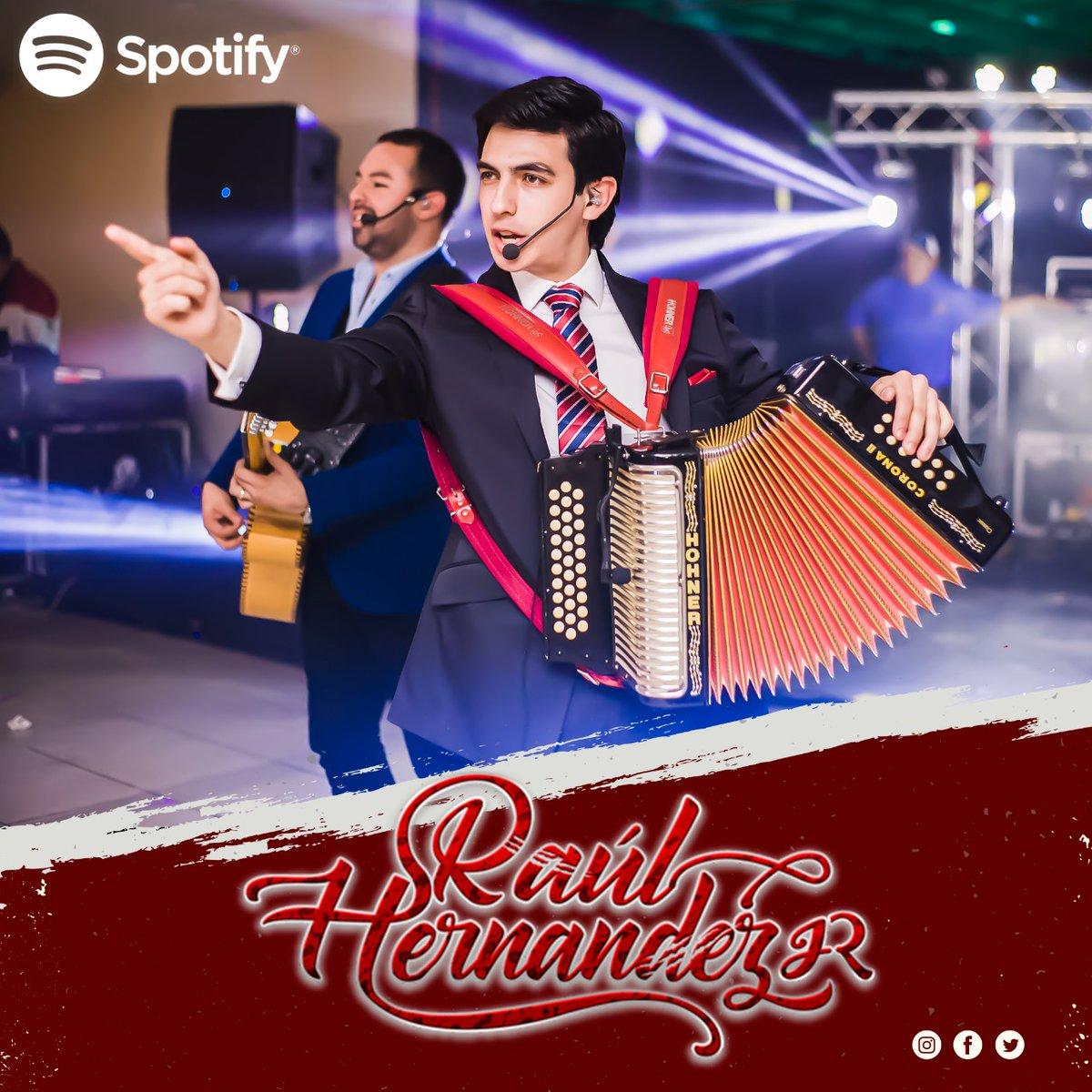 ¡Toda la música de @RaulHernandez96 en un solo lugar! ▶️ https://t.co/M0xh94ZgEG ◀️ Tenemos una SORPRESA para ustedes 💥🎶 Muy pronto ⚠️🙊 https://t.co/qUqa3871Pw