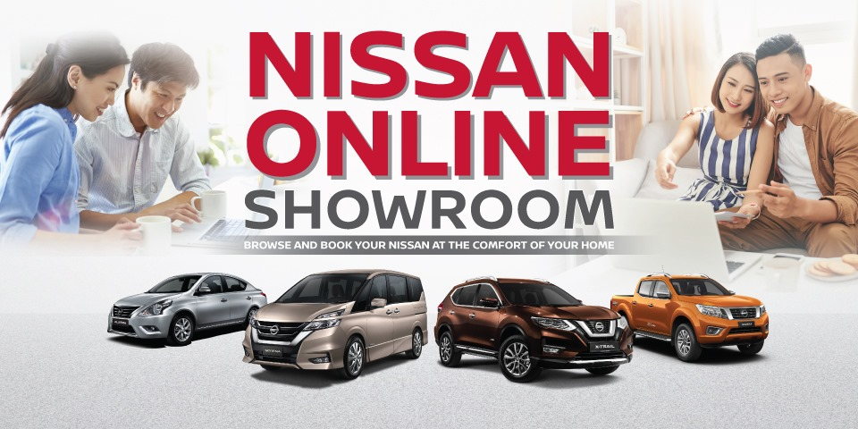 Welcome to Nissan Online Showroom. You can now make sales enquiries, booking arrangements, or even request for a doorstep test drive appointment from home. Our sales representative will be in contact with you within 24 hours of submission.  Visit https://t.co/V4B39aphch now. https://t.co/qFyDcsT9FA