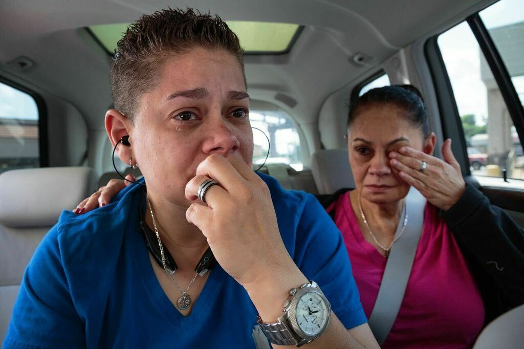 Photo by @edkashi/@viiphoto. Daisy Duarte, 38, and her mother Sonia Cardona, 58, head home after receiving the news that Duarte tested positive for the gene linked to early onset of Alzheimers Disease at Cox Health Center in Springfield, Mo. on Aug. 7, … instagr.am/p/CDM_Napj8aN/