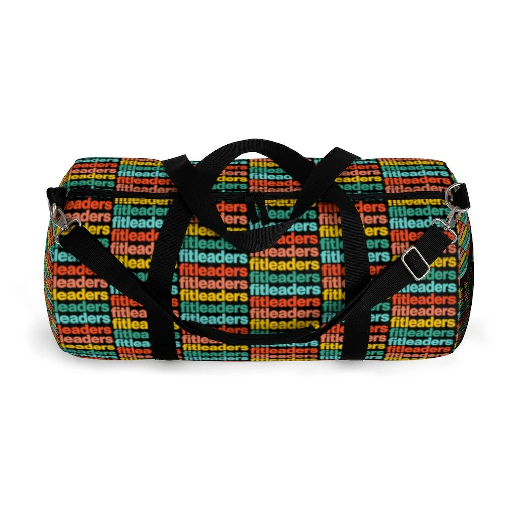 🔥Good Vibrations Duffel Bag by Fit Leaders fit-leaders.com/products/fl-su…