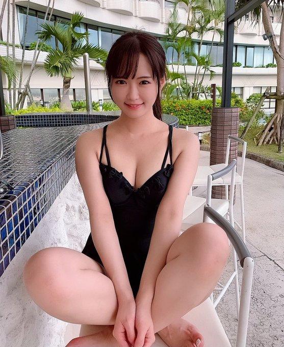 AV女優広瀬なるみのTwitter自撮りエロ画像12