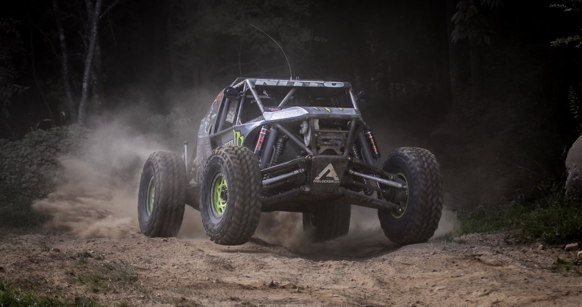 @ARB4x4 and the ARB Air Locker are there when you need it most. Strength, control, and reliability. Wayland Campbell pushed it hard all weekend at the 4WP Tear Down in Tennessee. Trusted and tested by pros. @ARB_USA #Ultra4 #KOH2020 #ARB #airlocker #TeamNitto #monsterenergy