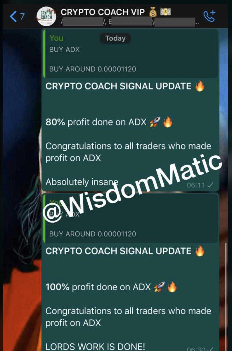 trading crypto coach vip)