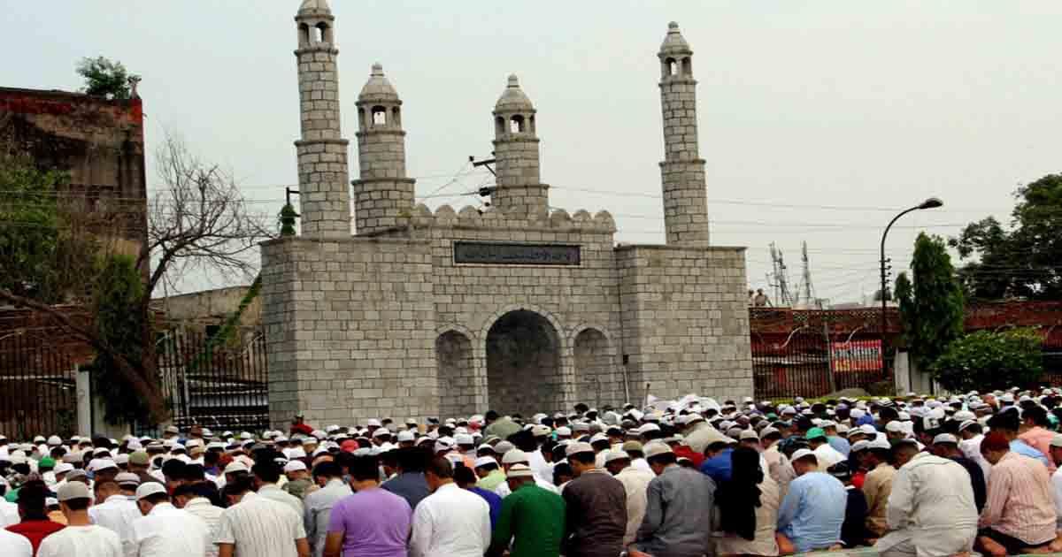 مودی کی مسلم دشمنی مقبوضہ کشمیر میں عیدالاضحیٰ کی نماز کی ادائیگی پر پابندی