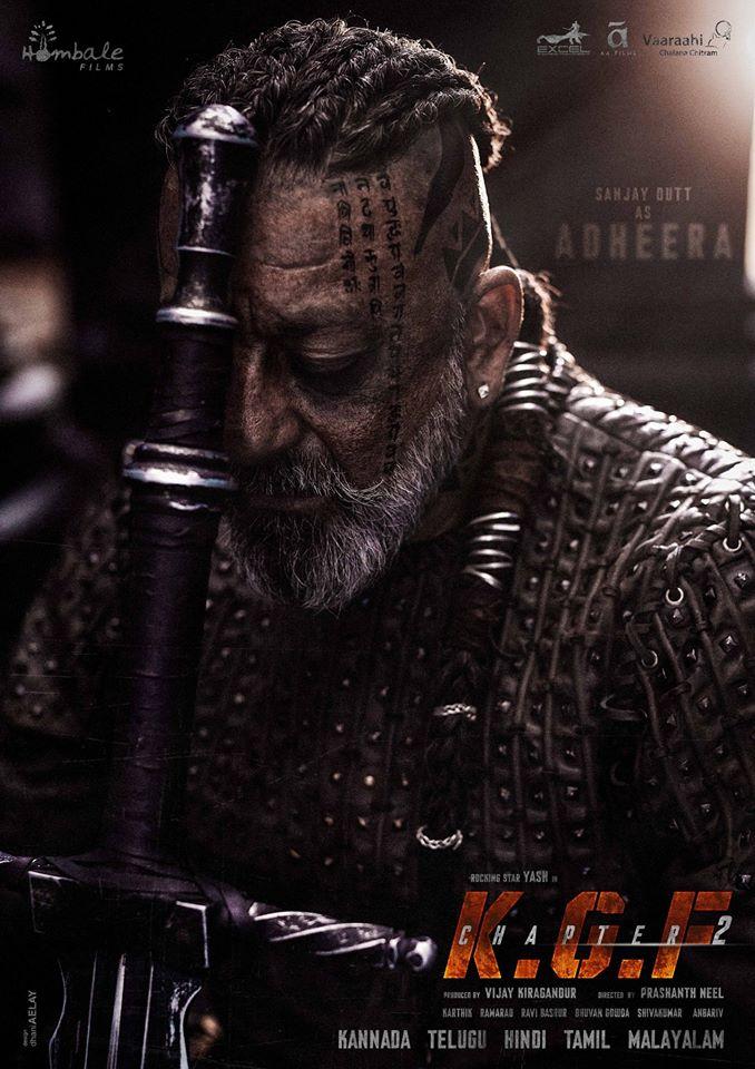 ADHEERA🔥🔥 Inspired by the brutal ways of the Vikings! #SanjayDutt #KGFChapter2Update #KGF2 #KGFChapter2Teaser #KGFChapter2OnOct23 #Yash #RockingStarYash  #HappyBirthdaySanjayDutt #Baba #SanjuBaba #SanjayDutt #PrashanthNeel https://t.co/USCtehmNV3