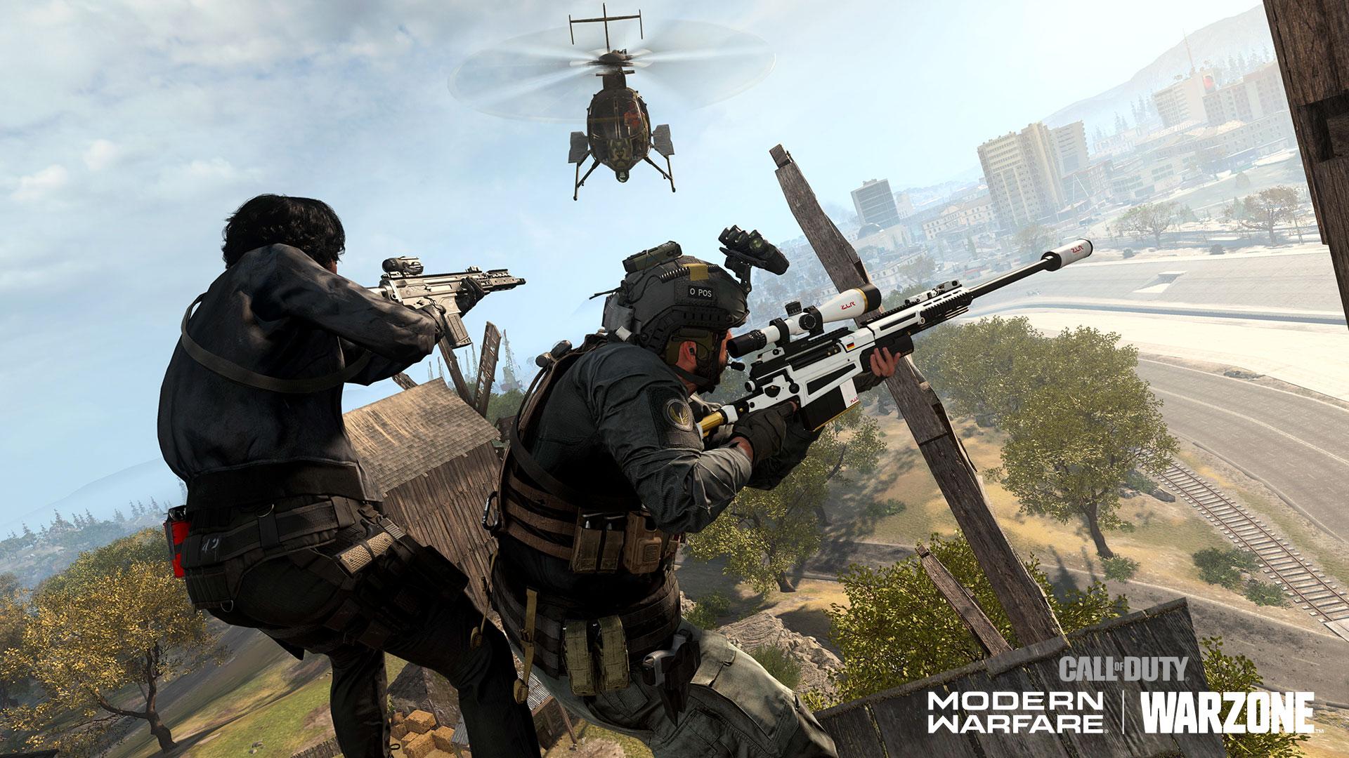 Call Of Duty Warzone Season 5 News On Twitter One Week Until