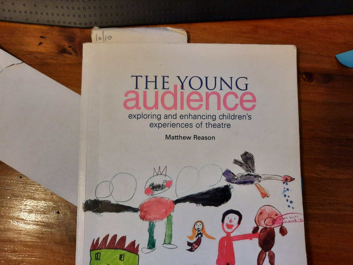 I love that my library's copy of The Young Audience has been marked by child. Feels appropriate. https://t.co/h7XCk3qEUg