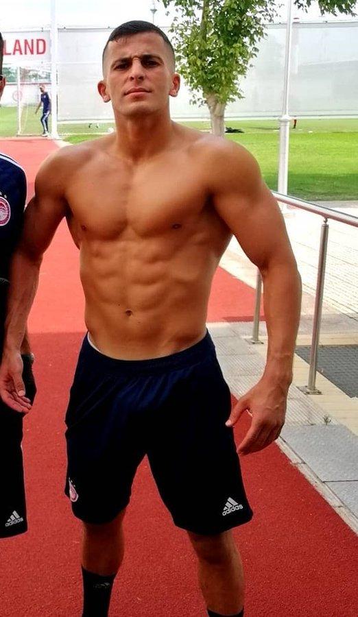 Galatasaray'ın yeni transferi Omar Elabdellaoui. https://t.co/UodXaHNmw0