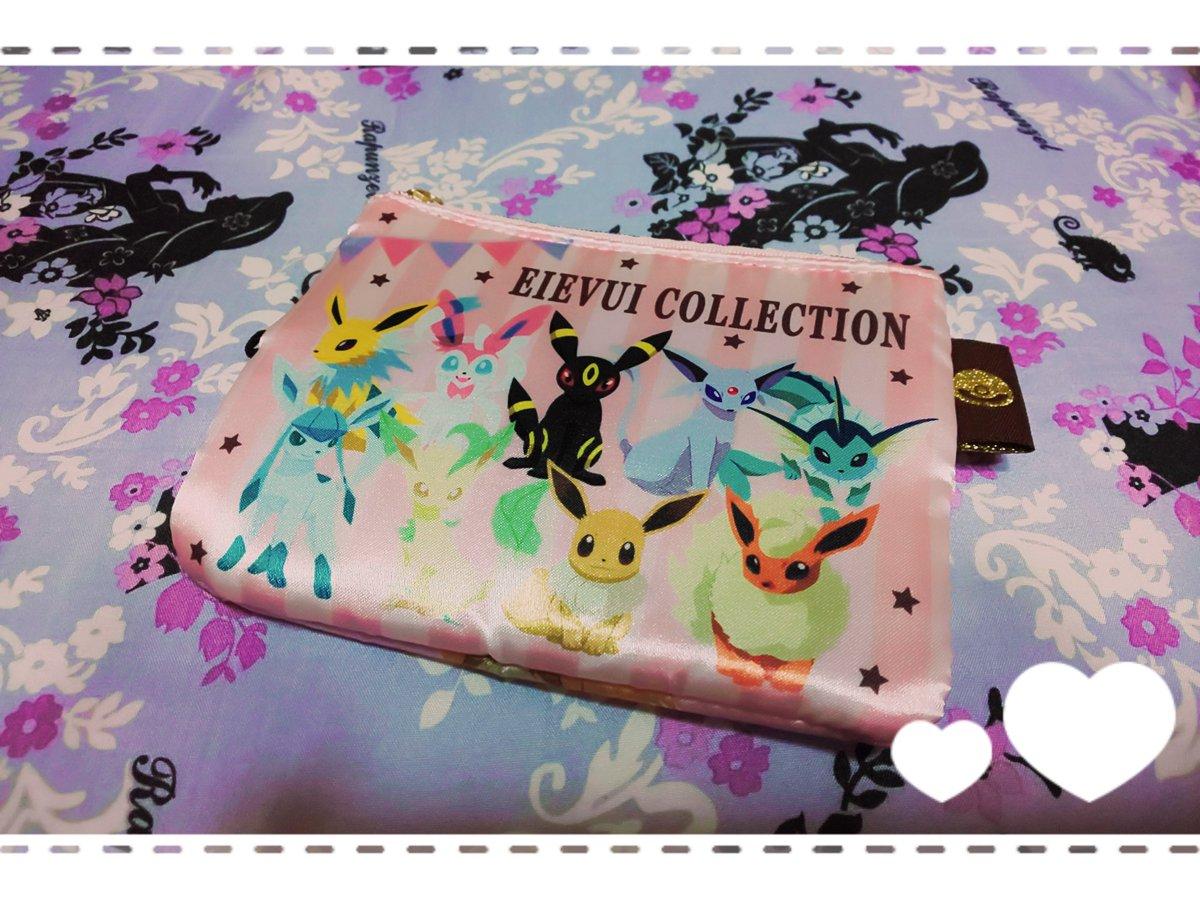 #しまパト 昨日の仕事終わりにしまむらに寄って、一目惚れして買ったブイズのポケットティッシュケース。