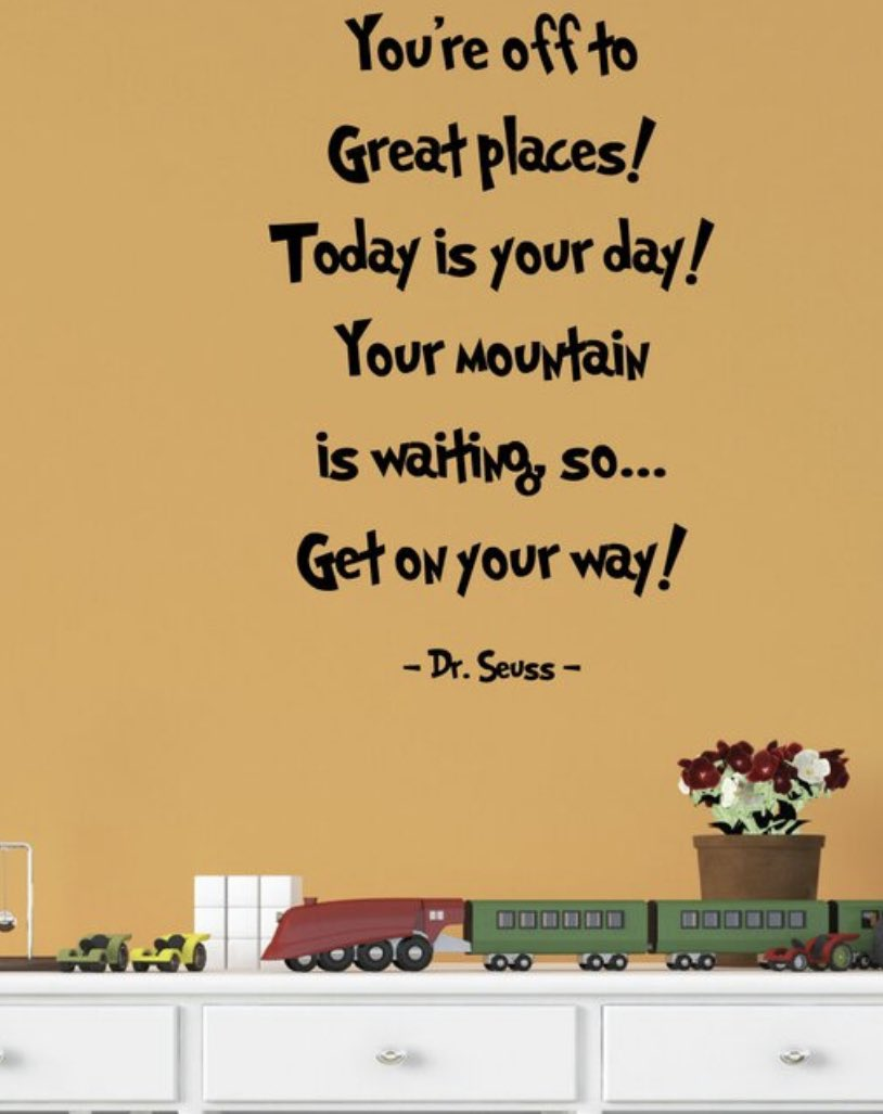 @Dawn_L_Wilson You don't think that's what Dr. Seuss meant? Keep up the great work!