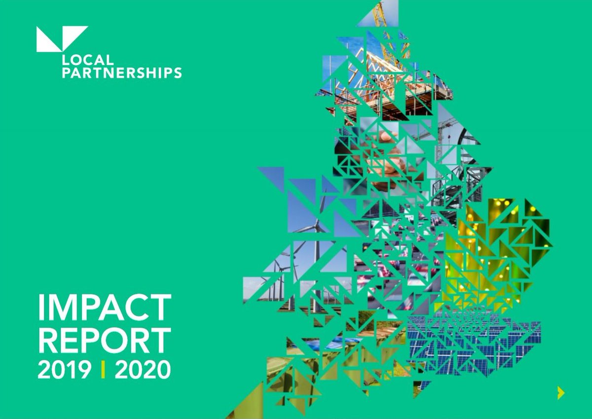 We are delighted to announce the publication of our impact report for 2019-20. In it we celebrate the successes we have helped our clients achieve over the last year and since our inception in 2009.  #READ: https://t.co/pTAbznvAxf  Thread: 1/4