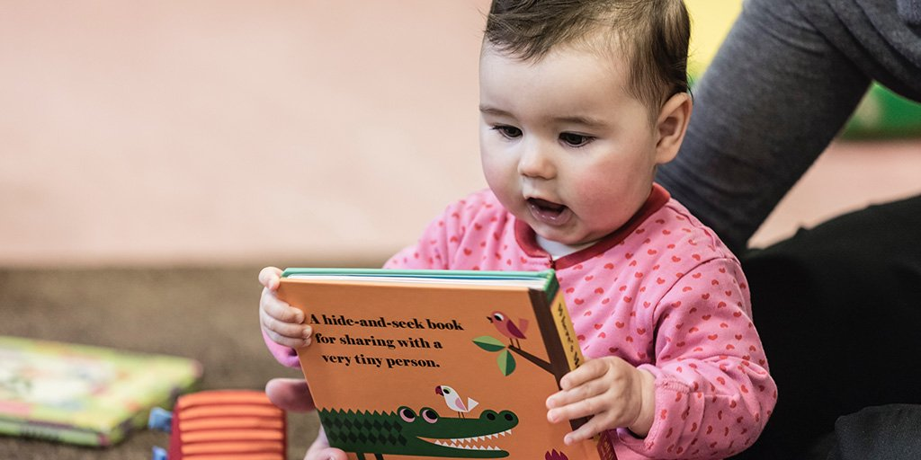 We're proud to have been working with local partners delivering almost 20,000 books to children in these uncertain times. 'Our families have told us how much they love the stories and are reading more.' @SplashSureStart Read more on our care packages: https://t.co/anZM0mnjfu https://t.co/8tFNL7kvZI