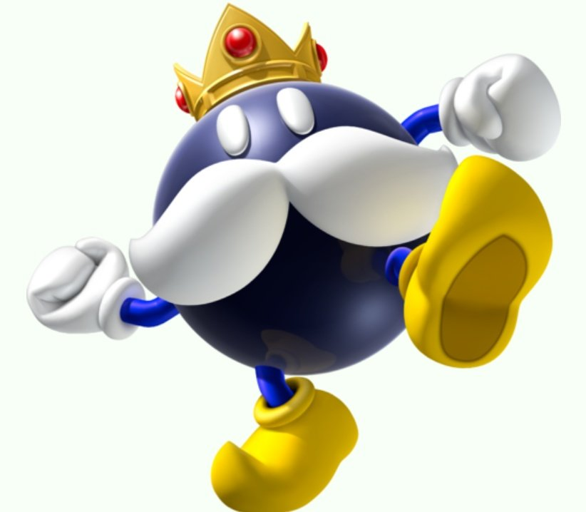 Mario Kart Tour News On Twitter Correction Yeah Sorry It Is Really Long Time Ago That I Played Mario 64 But His Name Is King Bob Omb