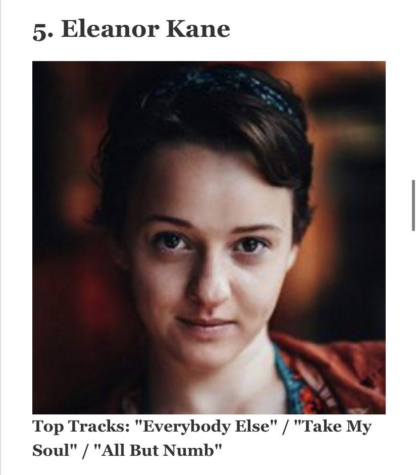 Check out this wonderful write up of @EleanrKaneMusic, who has been featured in @BroadwayWorldUK's '11 Sensational Stagey Songwriters'