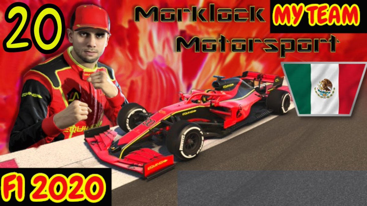 Gday Im Going Live in 15-30 Minutes with Episode 20 of #F12020 #F12020game #myteam #MorklockMotorsport Season 1 Race 20 #MexicanGP #F1 #Formula1 #FormulaOne #Codemasters #GrandPrix #motorsport https://t.co/zBueDzipD0 after 2 bad races can we sneek points in Mexican GP ? https://t.co/AXVHCJBmdp