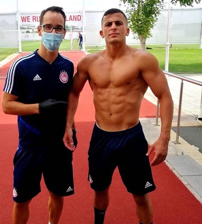 Transfer gündemimizde yer alan Omar Elabdellaoui. https://t.co/Q3xC3FlwmQ