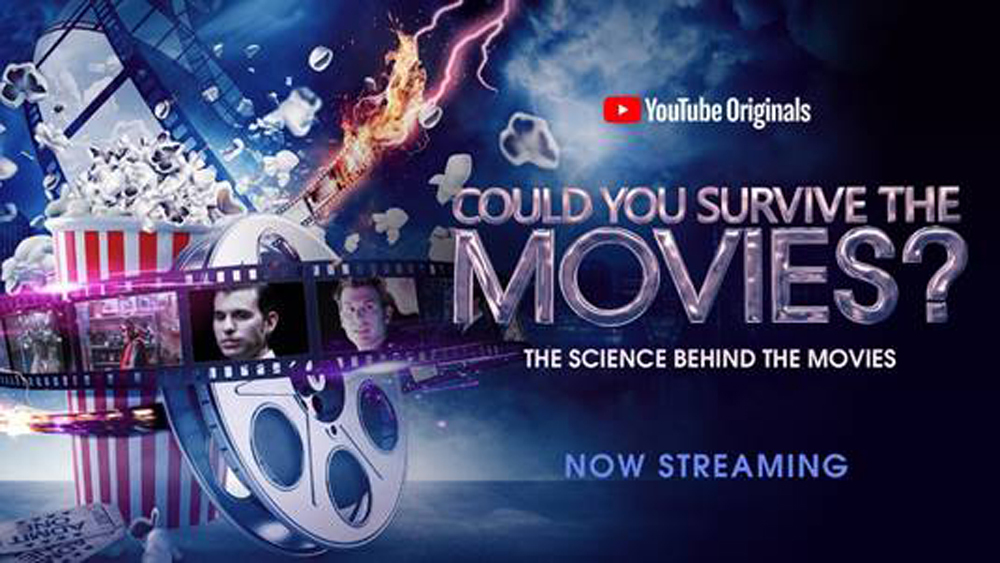 'Could You Survive The Movies?' Renewed For Season 2 By YouTube https://t.co/WMtnPJKcBc https://t.co/2NFjHzHXjt