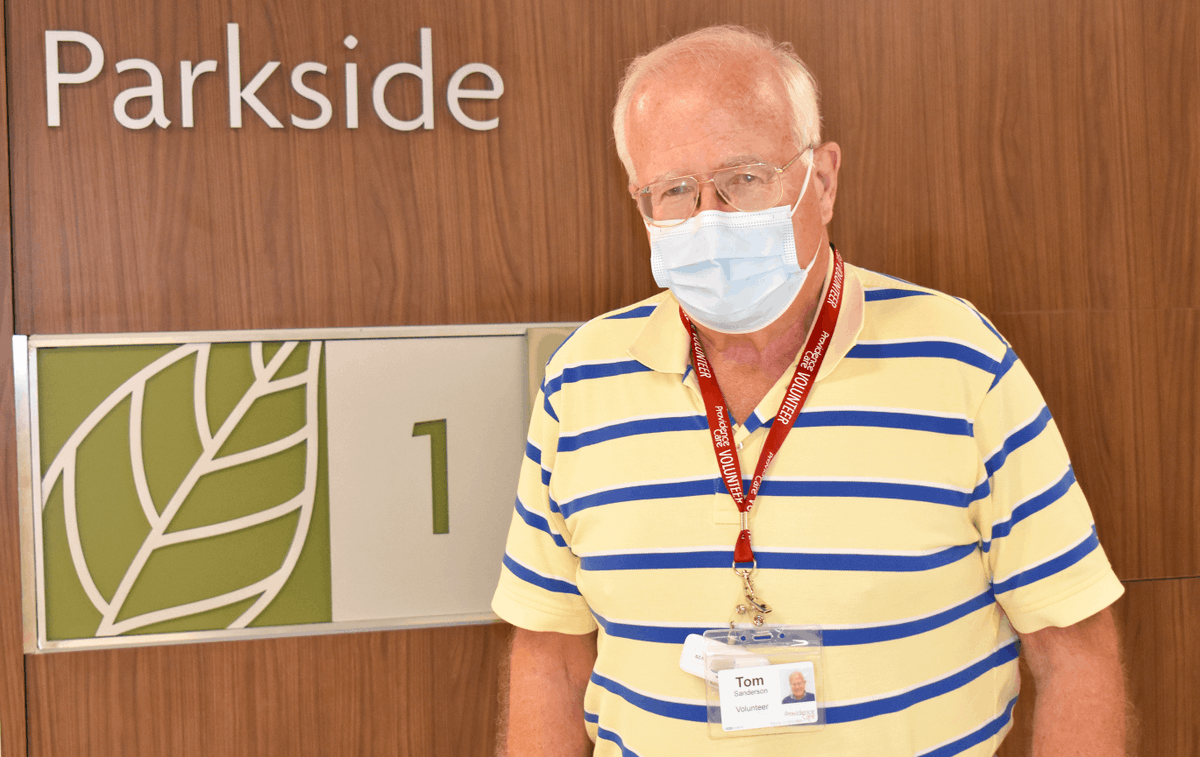 test Twitter Media - Help us show our volunteers a little love. These friendly, masked faces are helping reunite families & friends at Providence Care Hospital while keeping our staff, patients/clients and designated visitors safe. Thank you for all you do! #COVID19 #inthistogether #staysafe #ygk https://t.co/BeBLPqTy4S