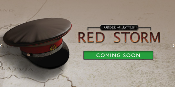 Order of Battle. Red Storm