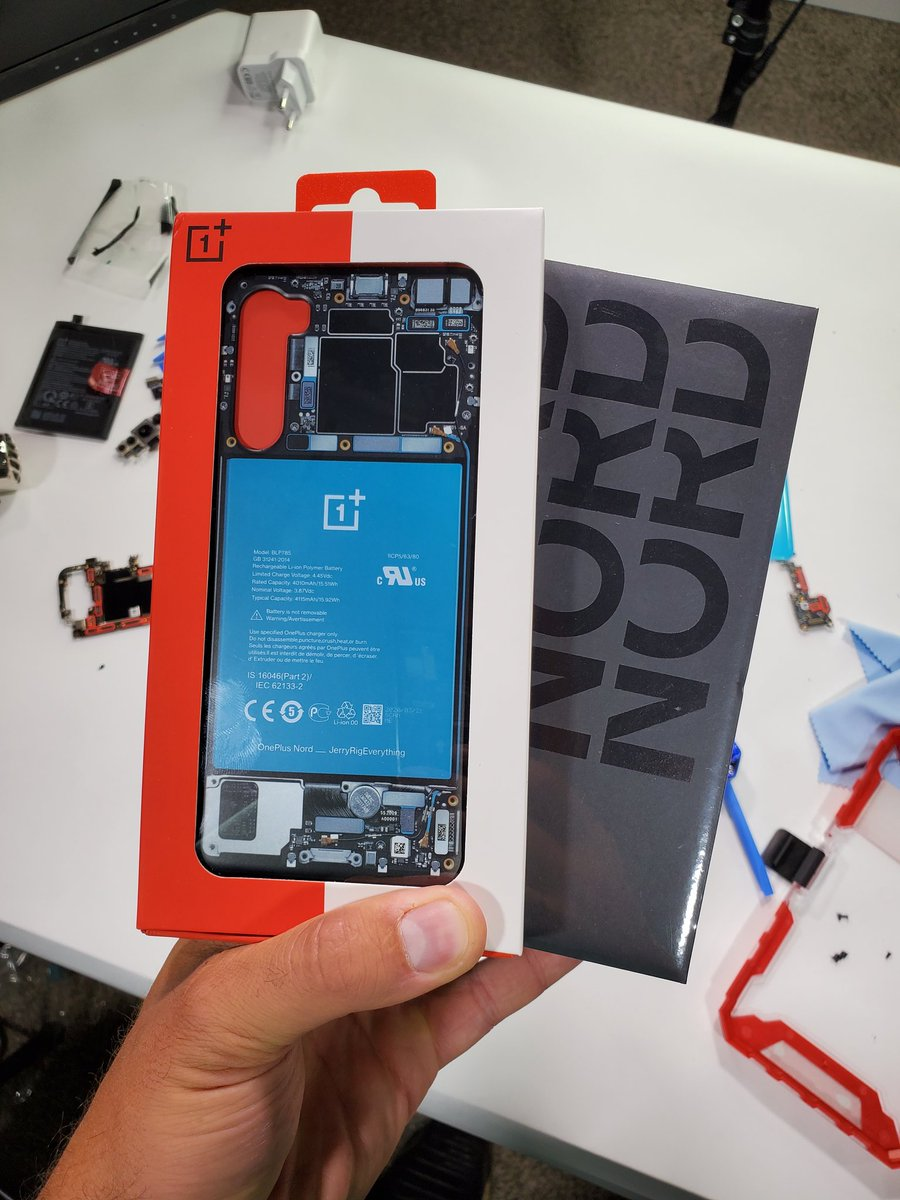 I have a brand new sealed @OnePlus Nord phone to give away. (With a new Teardown case as well) Ill give it to one random person who responds to this tweet. (Emails and DMs will be immediately disqualified.) Open world wide. https://t.co/TXmc3NwLQt
