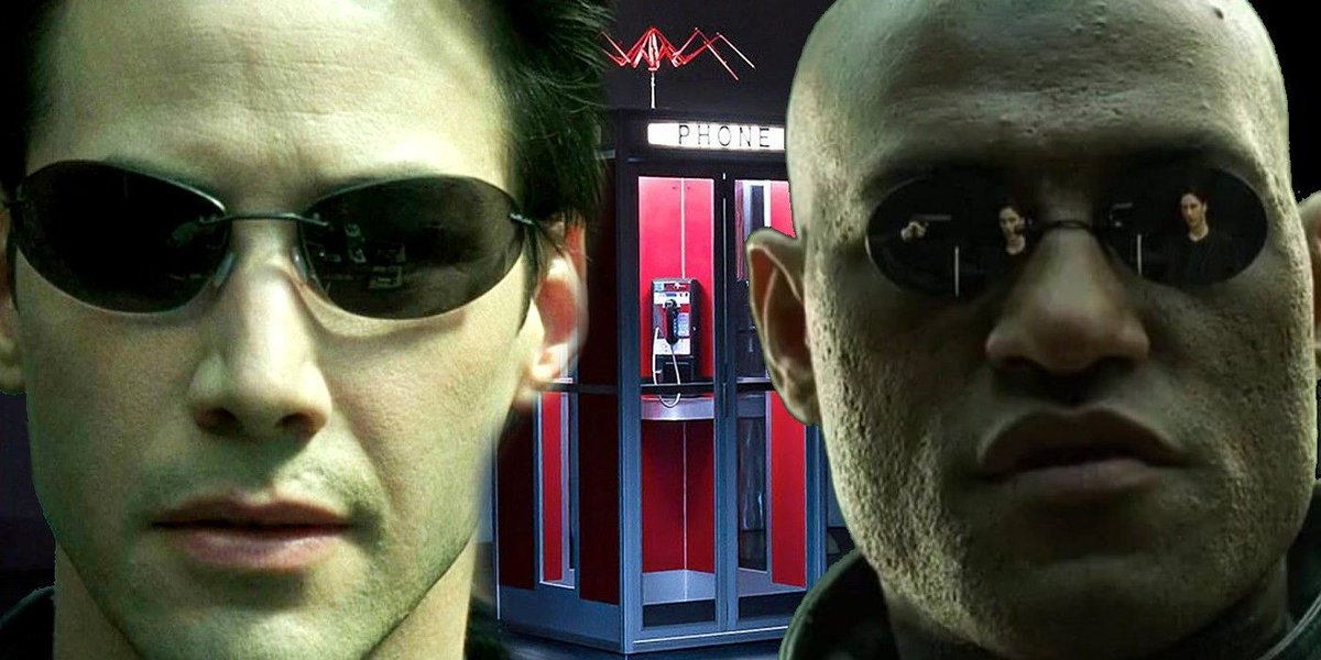 With the plot of #TheMatrix4 still a relative mystery and a young Morpheus rumored, could Keanu Reeves Neo find himself time travelling? buff.ly/3gmQnas