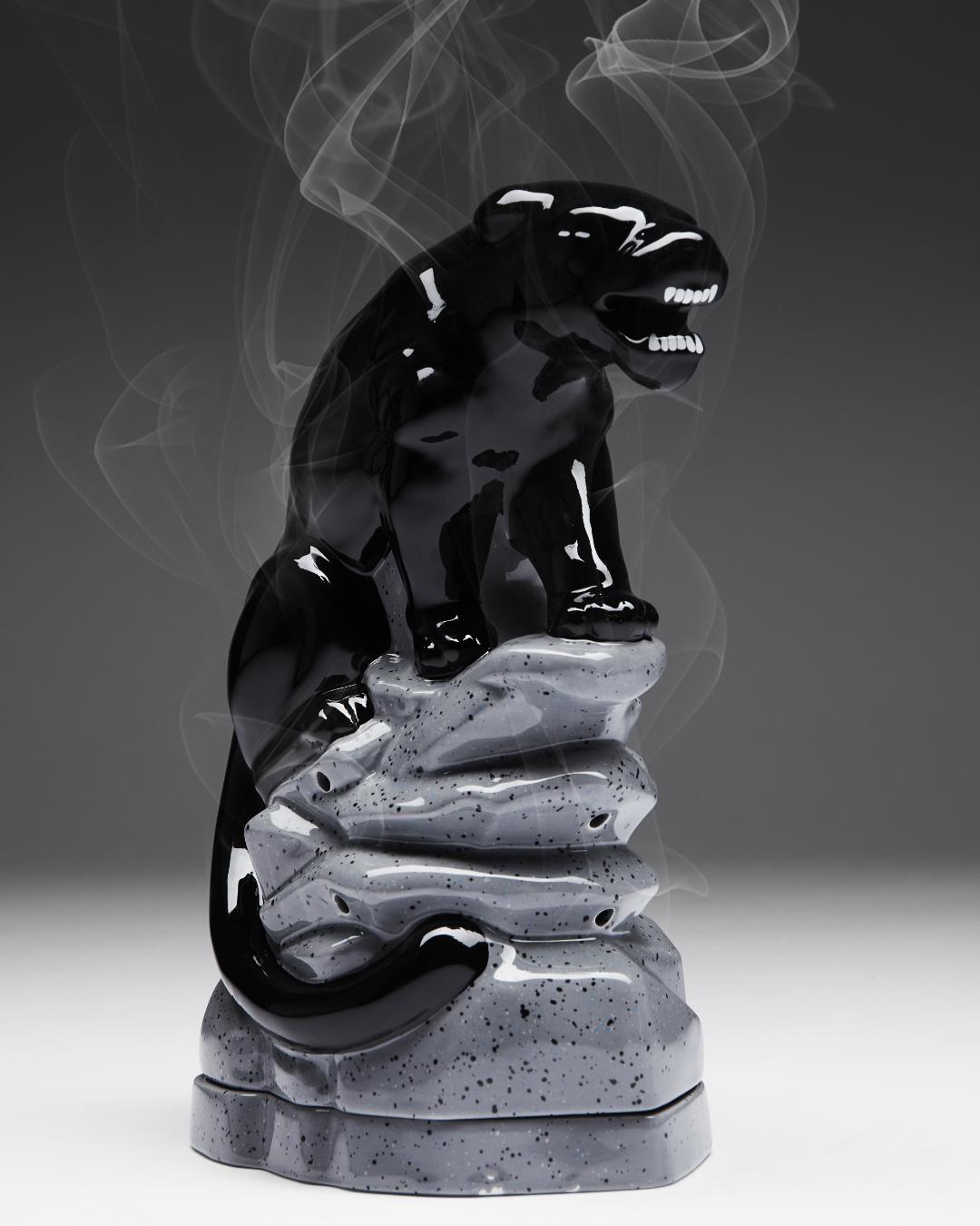 burner negru panther)