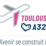 """✈️ """"L'Avenir se construit ici"""" : c'est la campagne que je lance aujourd'hui, avec la @CCI31, le @MEDEF31, la @cpme31, l'@UIMM_Occitanie et les syndicats @Airbus pour défendre l'implantation de la nouvelle chaîne A321 à #Toulouse.   Le communiqué et les logos 👇"""