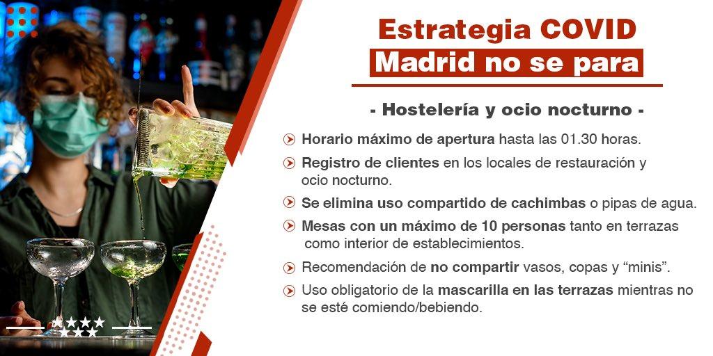 Desde su reapertura, #Puertalsol está cumpliendo escrupulosamente con todas las medidas de seguridad y prevención tanto para clientes como para trabajadores. Estamos comprometidos al 100% en la lucha frente al #COVID19. Superar esta situación es tarea de todos. #MadridNoSePara https://t.co/PWfABzSdaE