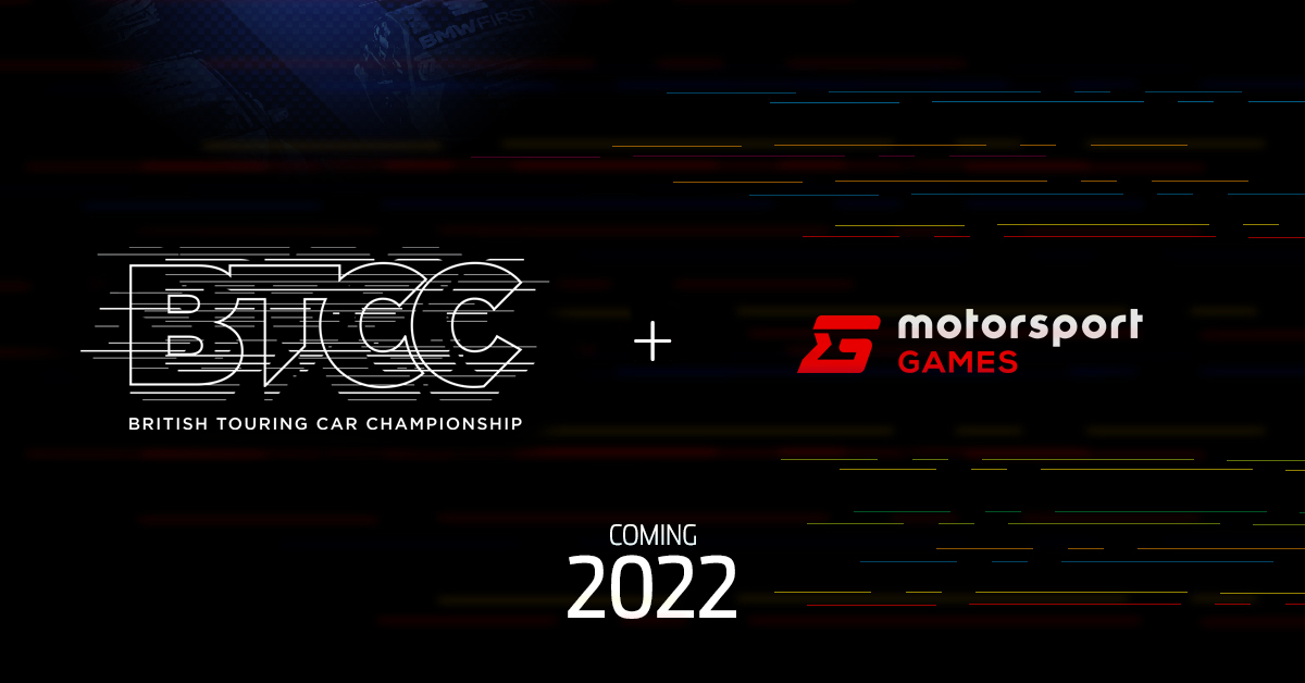 💥 BREAKING NEWS: BTCC gaming set to return! 💥  MOTORSPORT GAMES SIGNS LONG TERM AGREEMENT WITH THE BRITISH TOURING CAR CHAMPIONSHIP TO CREATE VIDEO GAME AND ESPORTS SERIES  See ➡️ https://t.co/Bl5YLxiF5R  #BTCC https://t.co/BzsyQQCvkX